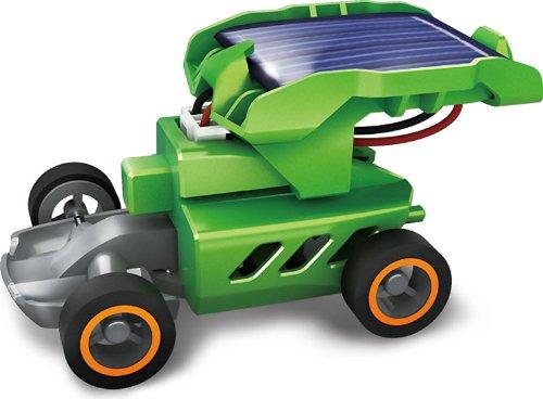 Juguete 7 en 1 para Armar Kit Solar