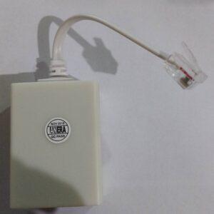 Filtro Adsl 2 Terminales Telefónico Módem