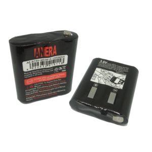Batería Radio Motorola 3 AA 3.6 Voltios 1000 mAh M53615