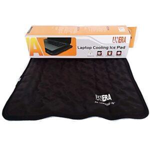 Cooler Gel de Enfriamiento para Laptop de 10 a 15 pulgadas Negro