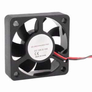 Ventilador 12 Voltios 0.09 Amperios 4X4 Centímetros sin Conector