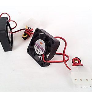 Ventilador para PC 12 Voltios 0.06 Amperios 4 Pines