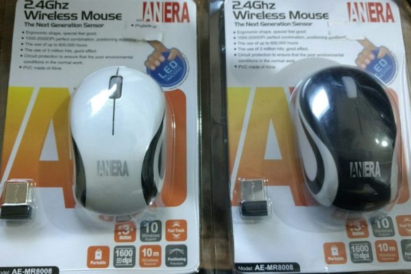 Mouse Mini Inalámbrico Widows 10