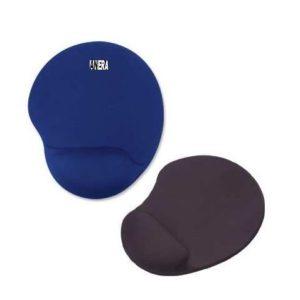 Pad Mouse con Almohadilla Azul y Negro