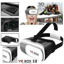 Gafas de Realidad Virtual Vr Box + Control Bluetooth