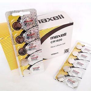 Pila de Reloj Maxell CR1620