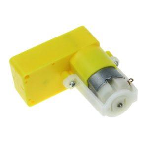 Motor Reductor Biaxial en L