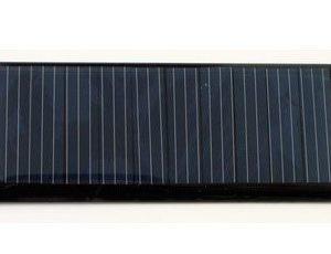 Panel Solar 5 Voltios 85 mAh