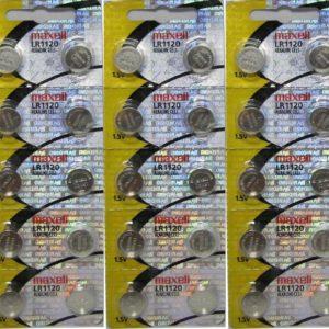 Pila de Reloj Maxell LR1120