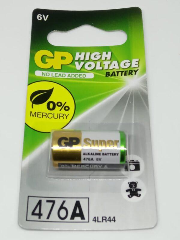 Pila Alcalina 4LR44 476A 6 Voltios GP