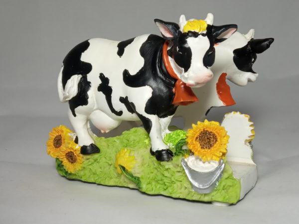 Porta Serviletas Vaca