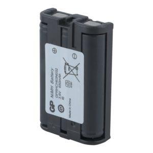 Batería para Teléfono 3.6V 650mAh 65AAA D8 NI-MH P-107 GP