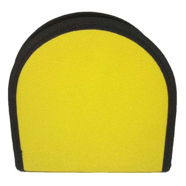 Estuche Porta Cd Amarillo para 36 Cds