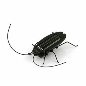 Panel Solar Mini Cucaracha para Proyectos y Juguete Didáctico
