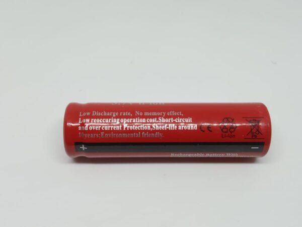 Batería Recargable Ultrafire 18650 3.7V 4800mAh Li-Ion
