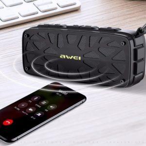 Parlante Portátil Inalámbrico Bluetooth 4.2 Awei Y330
