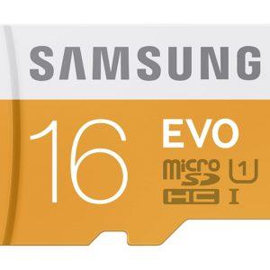 Micro SD Samsung EVO 16 Gb