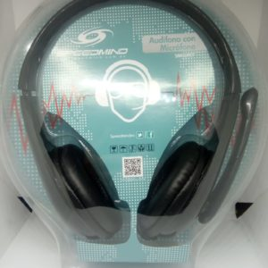 Audífono con Micrófono Speedmind SMHSM01