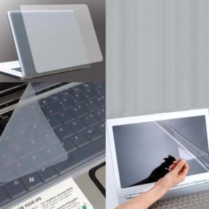 Mica Protectora 3 en 1 para Laptop 15.6 Pulgadas