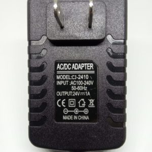 Adaptador AC/DC Poder Fijo 24 Voltios 1 Amperios Impline