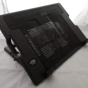 Cooler para Laptop 2 Ventiladores de 12 a 17 Pulgadas