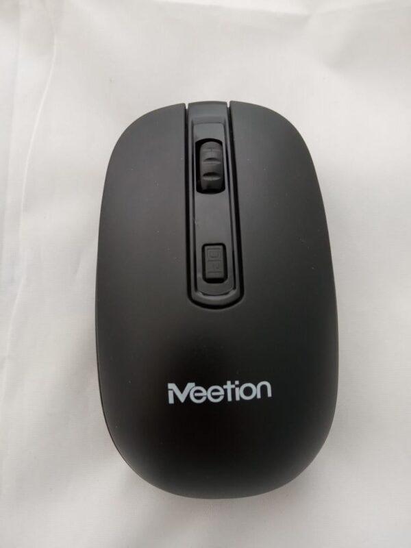 Combo Teclado Ratón Meetion Mini 4000