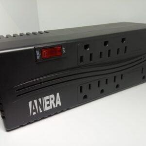 Regulador de Voltaje 8 Tomas Anera