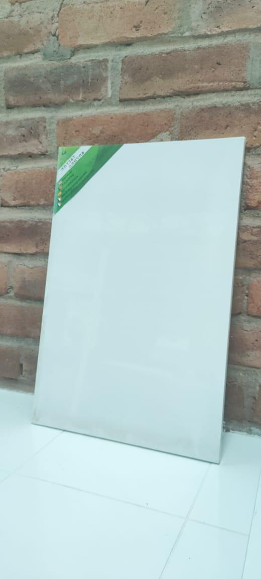 Lienzo Bastidor para Pintar 40X60 Cm para Pintar en Oleo o Acrílico