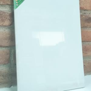 Lienzo para Pintar 40X60 Centímetros para Pintar en Oleo o Acrílico