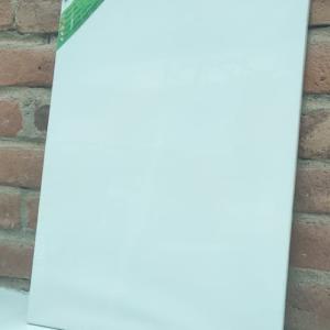 Lienzo con Bastidor para Pintar 50 X 70 Cm